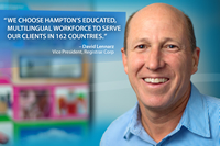 Registrar Corp chooses Hampton