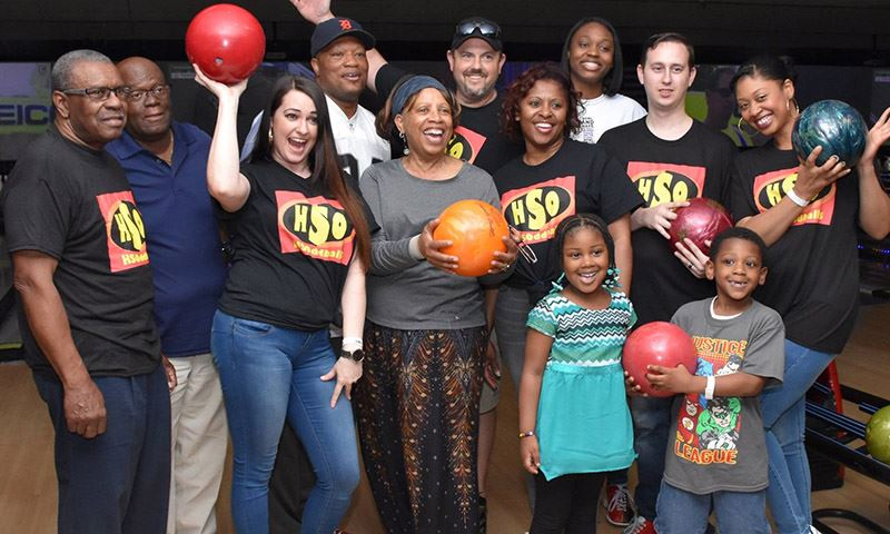 Gallery Sheriff Deputies Bowl for Kids Sake