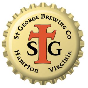 St. George Beer cap