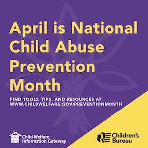 child abuse awareness month nf