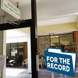 Fort The Record Branch Library Stores