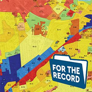 For The Record Zoning Map